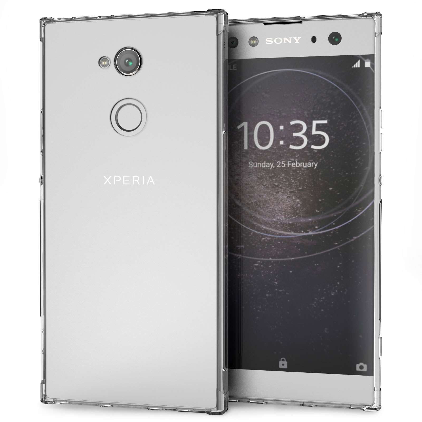 new concept eed9f d60df Sony Xperia XA2 Ultra Alpha Case - Clear