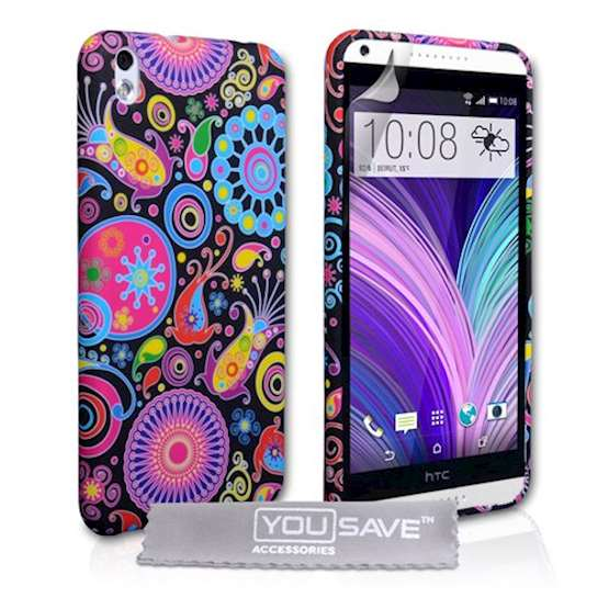 Yousave Accessories HTC Desire HD Jellyfish Case