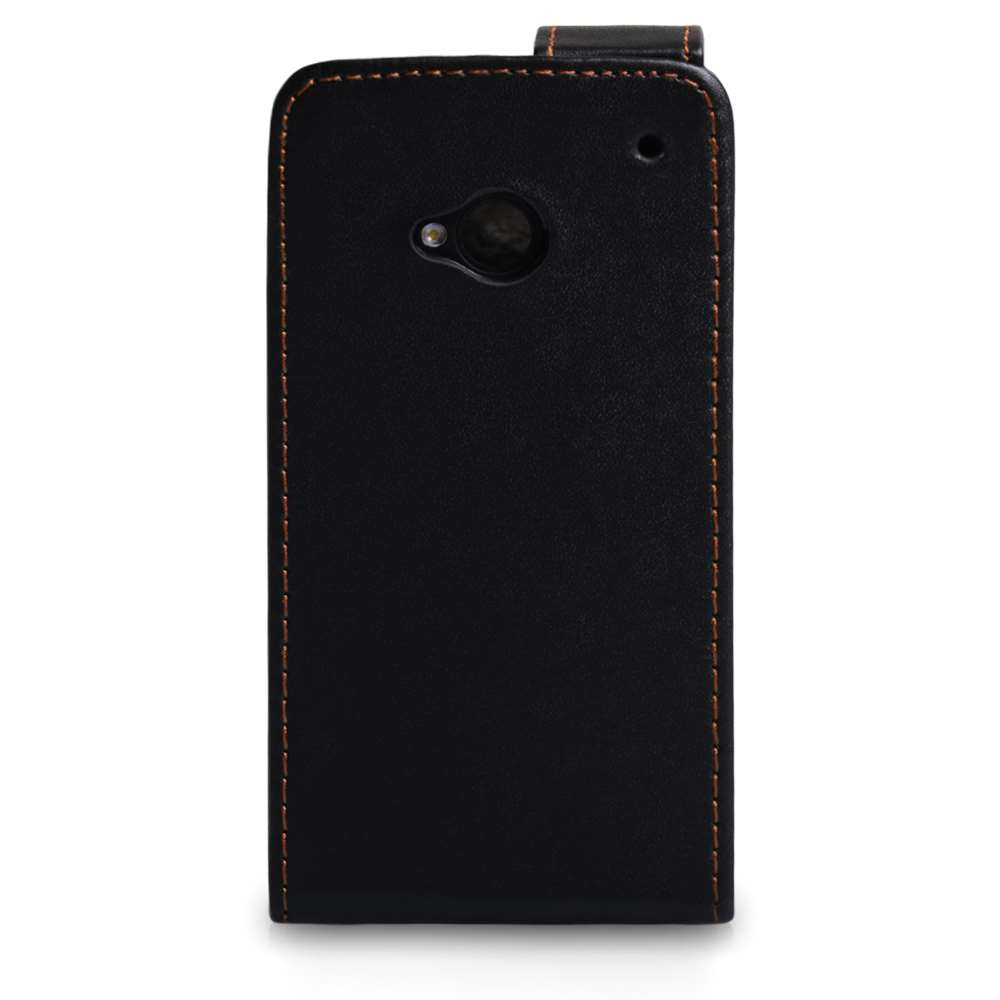 yousave accessories htc one s leather effect flip case black rh mobilemadhouse co uk HTC One M9 HTC One SV