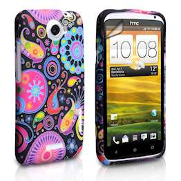 Yousave Accessories HTC One X Jellyfish - Hard Case