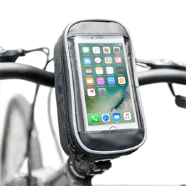 Proworks Bike Phone Bag - Black