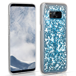 Samsung Galaxy S8 Plus Tinfoil Case - Blue