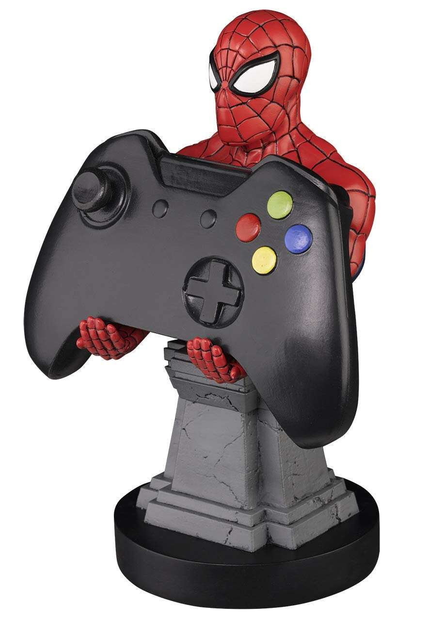 Spiderman Cable Guy Game Controller Phone Holder