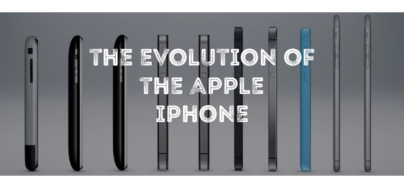 The Evolution of the Apple iPhone