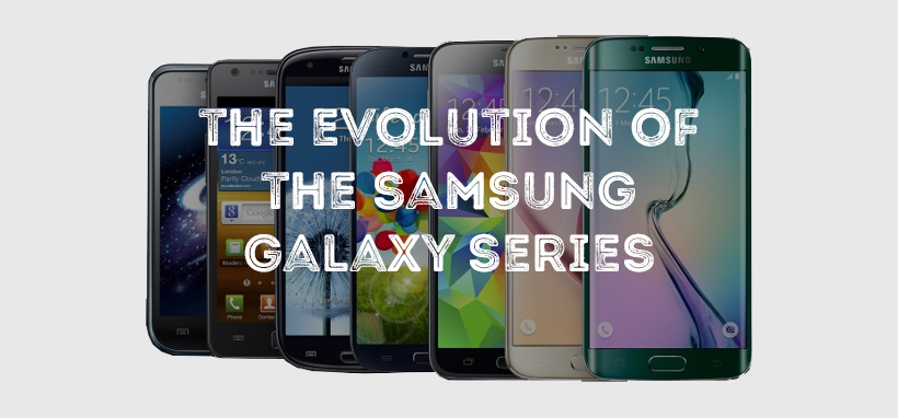 The Evolution of the Samsung Galaxy Series