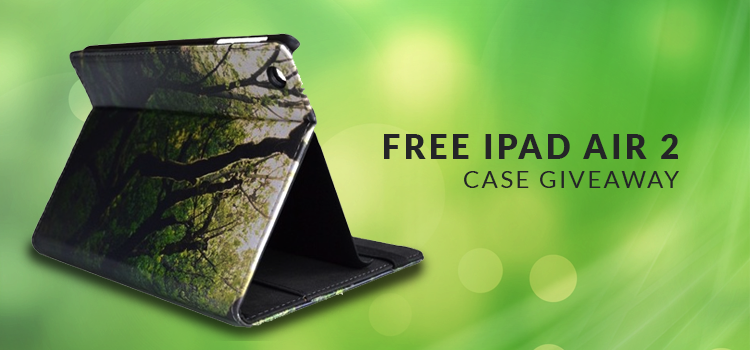 FREE iPad Air 2 Case Giveaway
