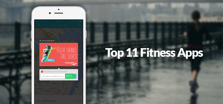11 Great Fitness Apps to Help You Get (And Stay) in Shape